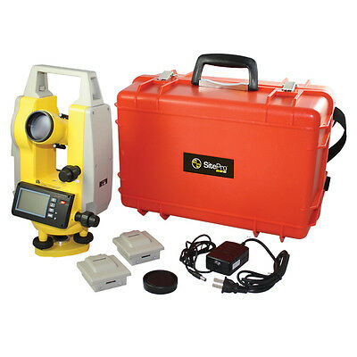 SKT05L 5-sec Digital Theodolite, with Laser Plummet
