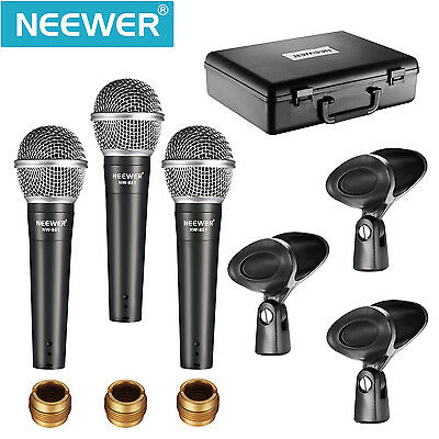 Neewer NW-881 Dynamic Vocal Recording Microphone Set