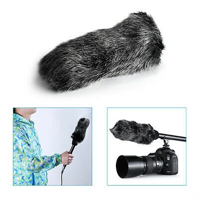 Neewer Long Shotgun Microphone Windscreen Muff for TAKSTAR SGC-598 SG209 MIC-121