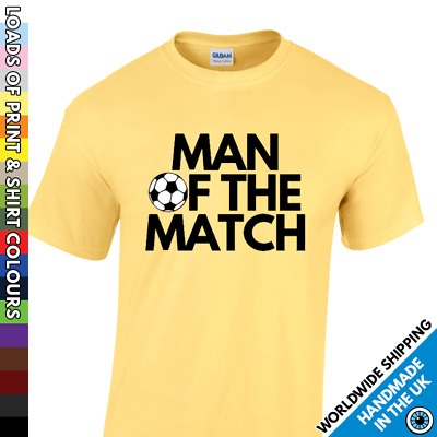 New Match Of The Day Retro Magazine Mens T-Shirt Adult Football S-XL Sizes Tees