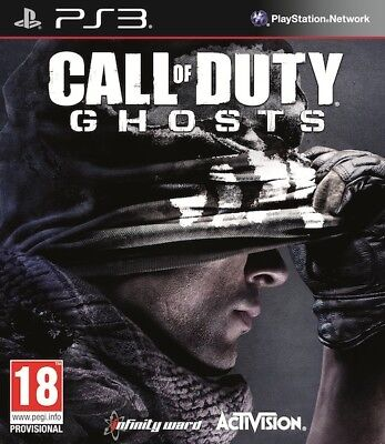 Call of Duty: Ghosts Playstation (PS3) NEW