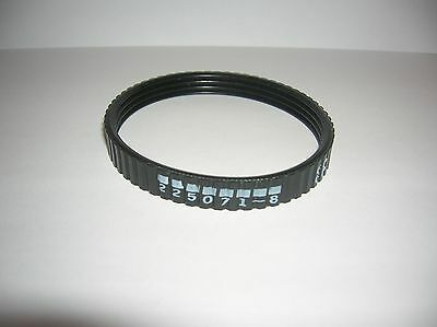 New Genuine Makita Drive Belt for 1901 1902 1923H Elektric Planer 225071-8