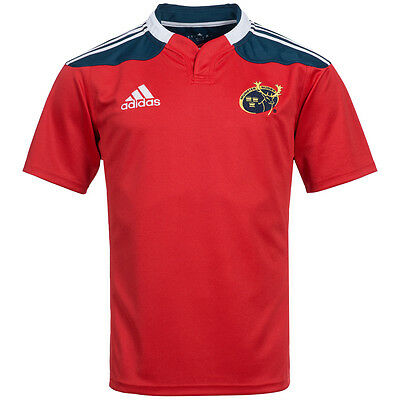 Munster Rugby adidas Home Jersey Ireland G69832 Men'S Home Jersey S - 2XL new