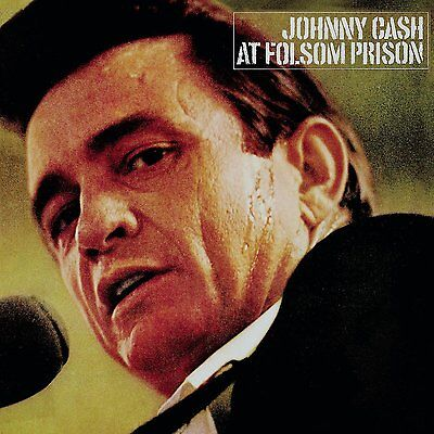Johnny Cash - At Folsom Prison - New Vinyl Lp