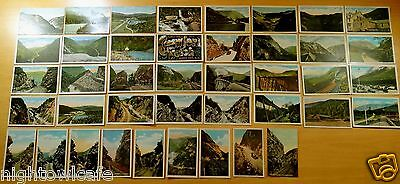 Big Lot of 41 Antique & Vintage Postcards ALL CRAWFORD NOTCH, NH New Hampshire