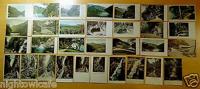 Lot of 31 Antique Postcards ALL FRANCONIA NOTCH, NH New Hampshire ALL UDB