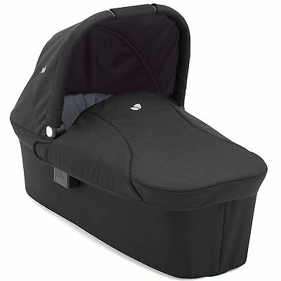 Joie Litetrax 4 Carrycot Night Sky From Birth Non Slip Feet With Mattress