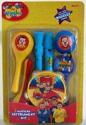 The Wiggles Combination Musical Instrument Kit