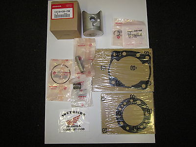 Genuine Oem Honda Top End Kit With Gaskets Cr250R 2005-2007