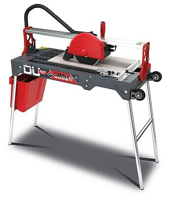 Rubi Bridge Wet Saw DU 200 EVO | 650mm | Spanish Design! | Includes Blade!