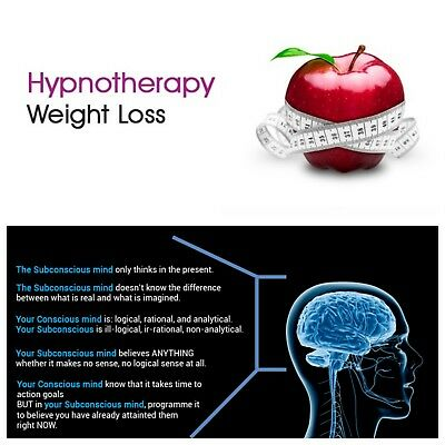 Personal self hypnosis/hypnotherapy track for use with any weight loss programs