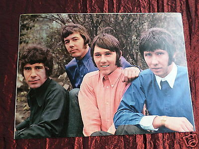 The Tremeloes- Pop Group  1 Page Picture - Clipping / Cutting