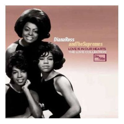 Diana Ross And The Supremes - The Love Collection - New Cd - Free Postage In Uk