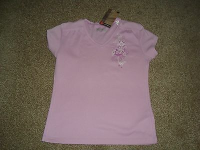 Children's Lotto Sports Lilac Cotton Gym Games Sports Top Size 152-164cm