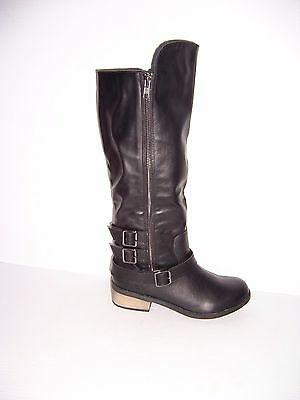 5f38329d1c9 ARIZONA JEAN CO. Dylan Women s Zip Up Black Riding Boots Various ...