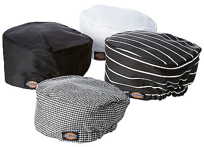 3PACK Dickies Chef Hat - Chef Beanie DC451