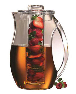 Serroni Fresco Fruit Infusion Pitcher 2.8 Litre RRP $65.95 Removable Infuser