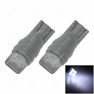 2pcs T10 W5W 5630 2SMD Projection LED Reverse Interior Park Bulbs High Quality