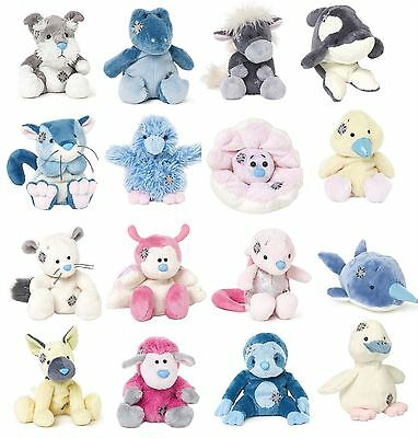 """My Blue Nose Friends 4"""" Plush Selection of Collectable 4-Inch Teddies"""