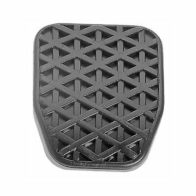 1x Febi Rubber Brake Pedal Pad / Cover Black OE Quality Replacement Part