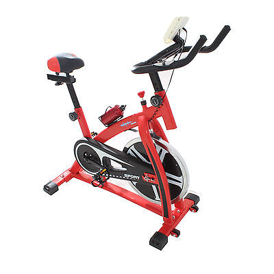 Medicarn Aerobic Bike Training Cycle Home Cycling Racing Machine 15KG Fly Wheel