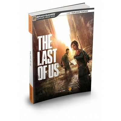 Bradygames Signature Series Game Guide - The Last Of Us -  (For Sony PS3 Users)