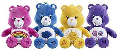 Care Bears Beanbag Bear 20cm Plush Toy **BRAND NEW WITH TAGS**