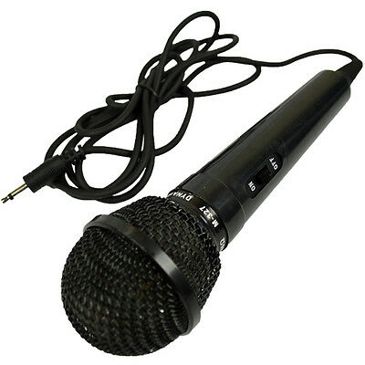 Dynamic Microphone Singing Karaoke Dj Mic Pub Home Fun Entertainer Party New
