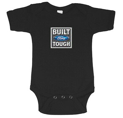 Ford baby tee infant one piece newborn baby t-shirt cute Ford shirt for baby