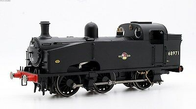 Hornby Oo R3326 Br Black (Late) Class J50 0-6-0 Tank Locomotive #68971 *new*