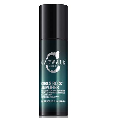 TIGI Catwalk Curls Rock Amplifier 150ml Definierende Lockencreme