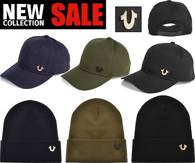 Mens True Religion Hats - True Religion Baseball Caps And Wooly Hats - Caps Hats