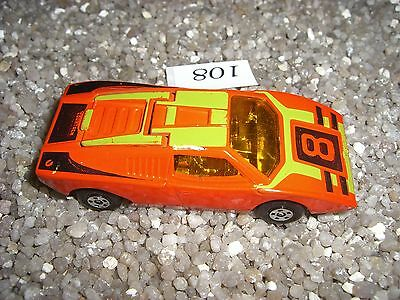 LAMBORGHINI COUNTACH  MATCHBOX  Made in England by Lesney 1973
