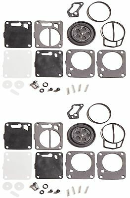Sea Doo 650 717 720 787 800 SP GS GTX HX XP SPX GTS Twin Mikuni Carb Rebuild Kit