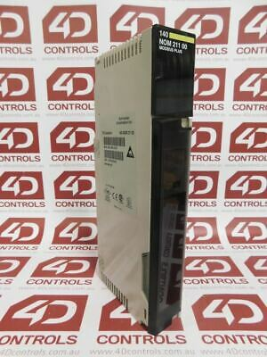 Modicon 140NOM21100 Network Module - New Surplus Sealed