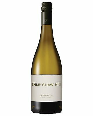 6 X Philip Shaw No.11 Orange Chardonnay 2016