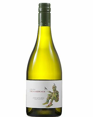 6 X Philip Shaw The Gardener Orange Pinot Gris 2015