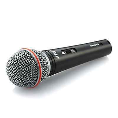 NEW JTS Karaoke Microphone w/6 Metre Cable, on/off switch & 12 Month Warranty