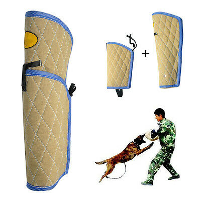 Intermediate Jute Dog Training Bite Sleeve for K9 Dog Chewing Arm Protective