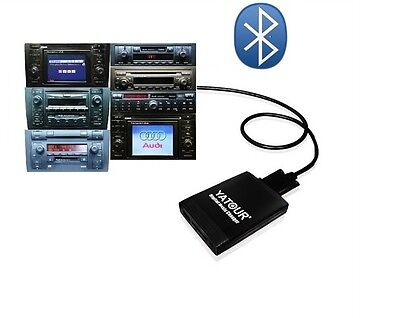 Bluetooth USB SD AUX MP3 Adapter passend für AUDI A2 A3 A4 A6 A8 TT Chorus 1 2