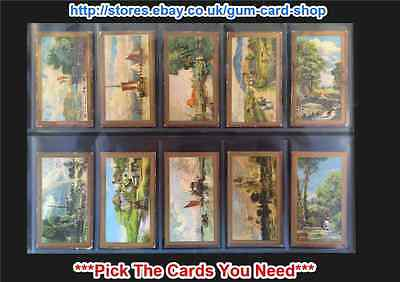 ☆ Cavanders - Celebrated Oil Paintings 1925 (F) *Pick The Cards You Need*