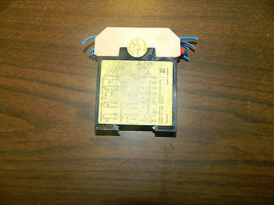Jokab Safety Relay Type # JSBT5, 24 VDC, Used, Warranty