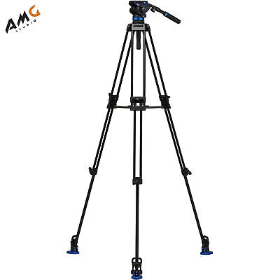 Benro S7 Dual Stage Video Tripod Kit  A573TBS7 Brand New!
