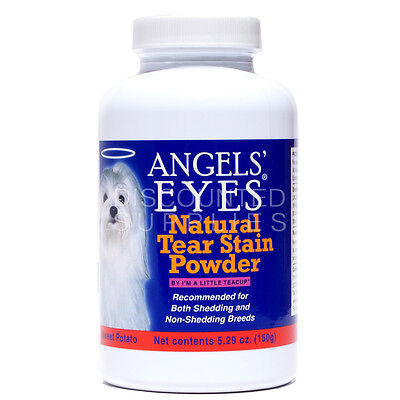 ANGELS EYES FOR DOGS TEAR STAIN REMOVER ELIMINATOR ANGEL'S SWEET POTATO 150g