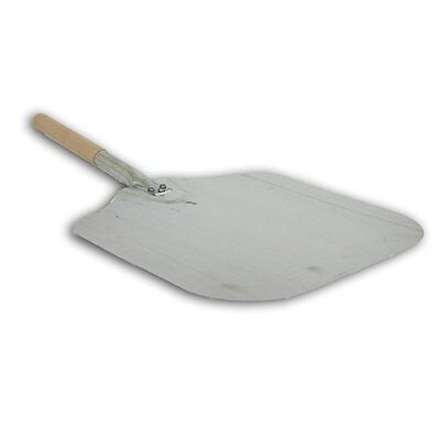 American Metalcraft - 2814 - 14 in x 16 in Aluminum Pizza Peel