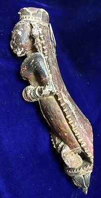 Architectural Salvage Buddhist Or Hindu Temple Carving Indonesian Artifact