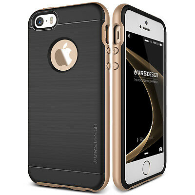 For Apple iPhone SE Case VRS®️ [High Pro Shield] Slim Thin Shockproof Back Cover
