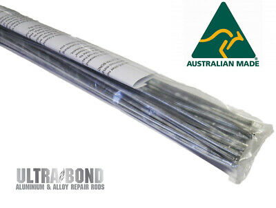 Aluminium Repair rods  Ultra Bond trade pack 30 rods soldering brazing
