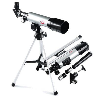 90x Zoom 360x50mm Refraction Monocular Astronomical Telescope F36050  AU Local