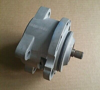 Alternator Denso 12v 900w drive housing  with gear Herzog for motorcycle Ural.